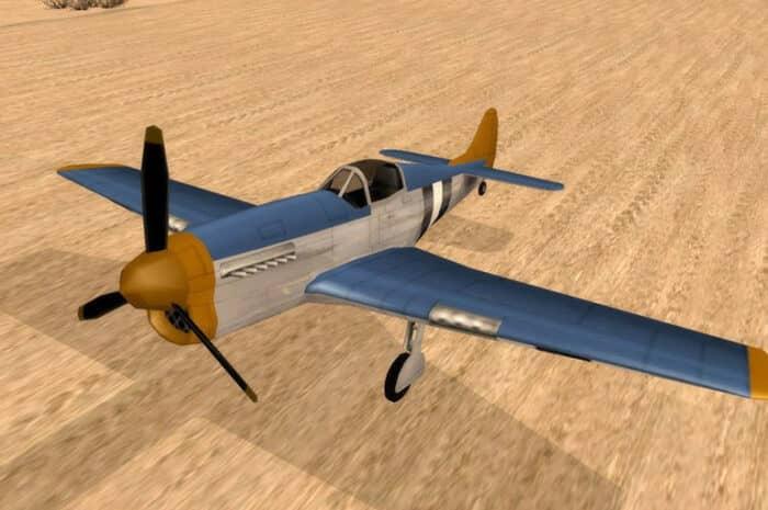 Миссии на самолете Rustler