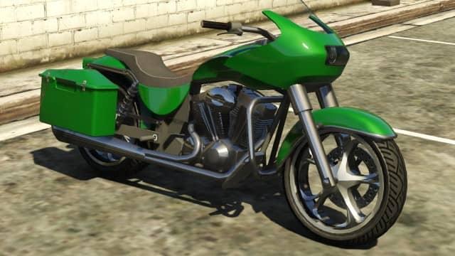 Мотоциклы в GTA 5