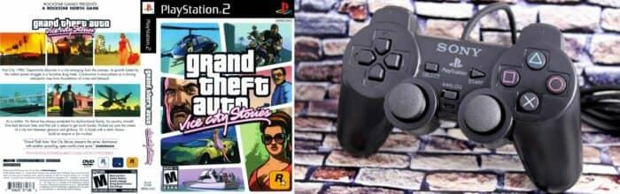 GTA на PlayStation